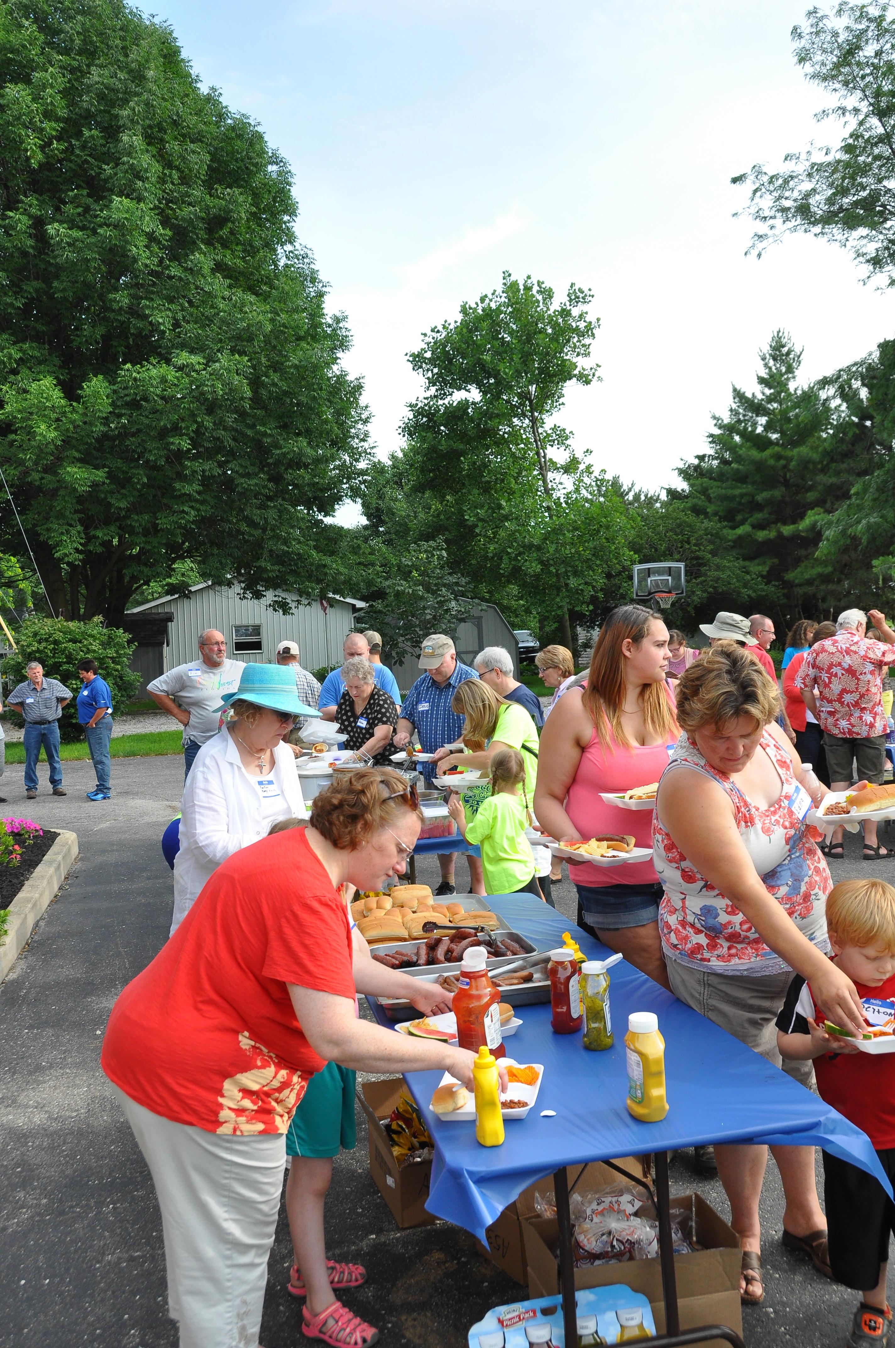 Block Party — June 2015