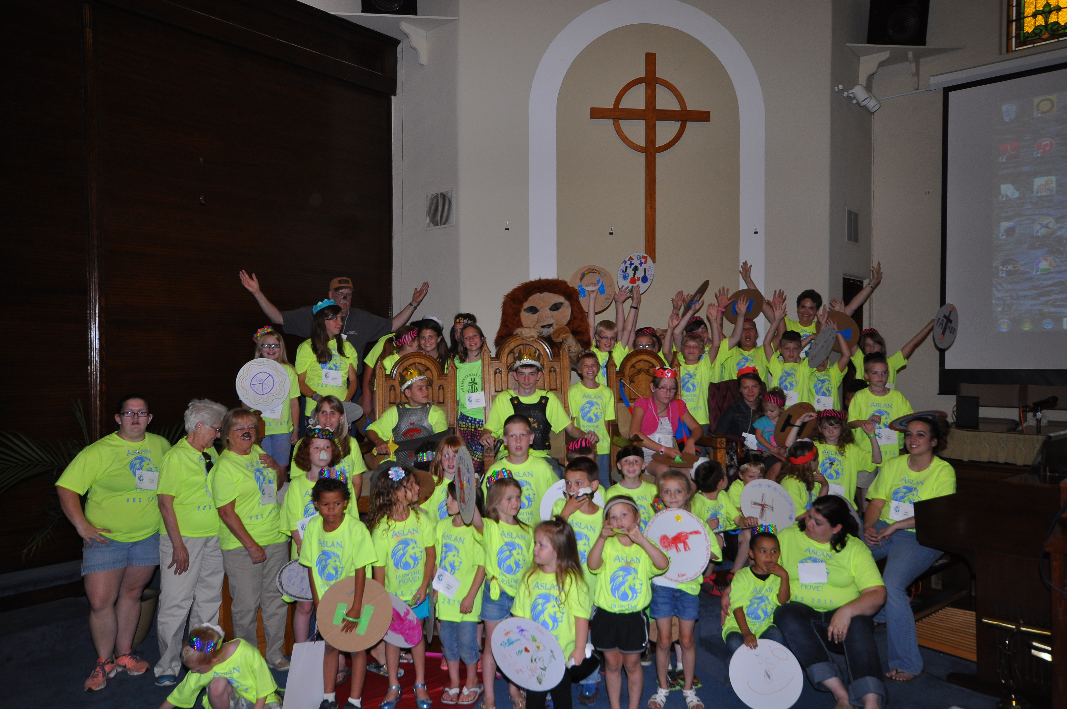 VBS 2015 Group picture 2