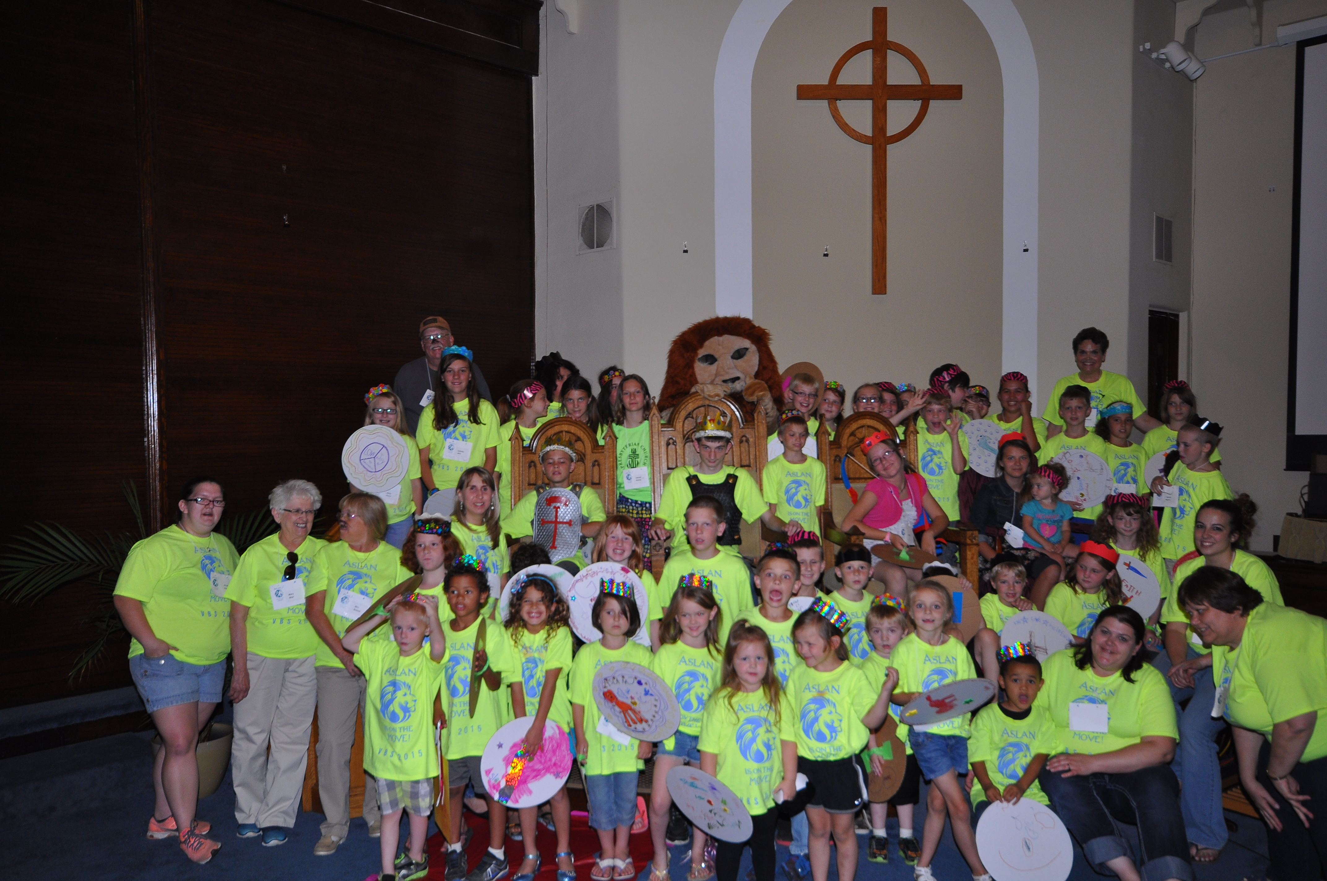 VBS 2015 Group picture
